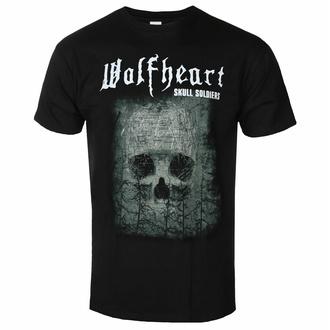 Maglietta da uomo WOLFHEART - Skull Takldiers - NAPALM RECORDS, NAPALM RECORDS, Wolfheart
