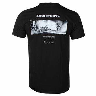 Maglietta da uomo Architects - Armageddon - Nero - KINGS ROAD, KINGS ROAD, Architects