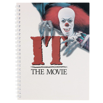 Quaderno IT - Stephen King - Film Manifesto, NNM