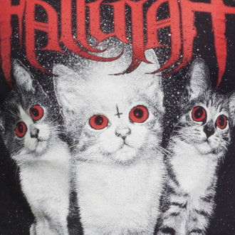 t-shirt metal uomo Fallujah - Cats - INDIEMERCH, INDIEMERCH, Fallujah
