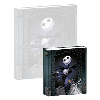 giocare taccuino Nightmare Before Christmas - Musicale Mini-Notebook Jack & Zero, NIGHTMARE BEFORE CHRISTMAS, Nightmare Before Christmas