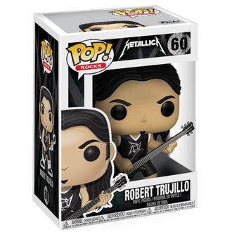 figurina Metallica - Robert Trujillo - POP!, POP, Metallica