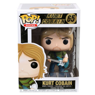 Figurina Nirvana - POP! - Kurt Cobain, POP, Nirvana