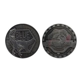 Moneta Jurassic World da collezione - Edizione Limitata Blu, NNM, Jurassic Park