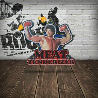 Spilla Rocky - Meat Tenderizer - Edizione Limitata, NNM, Rocky