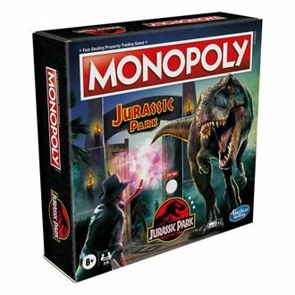 Gioco Jurassic park - Monopoli - Versione Inglese, NNM, Jurassic Park