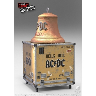 Decorazione  AC/DC  - Rock Ikonz On Tour - Hells Bells - KNUCKLEBONZ, KNUCKLEBONZ, AC-DC