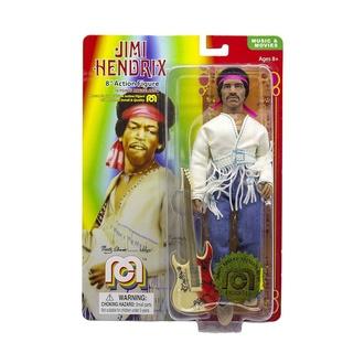 Statuetta Jimi Hendrix - Woodstock Flocked, NNM, Jimi Hendrix