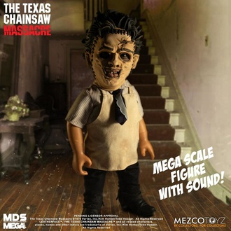 Action Figure Texas Chainsaw Massacre - Action Figure with Sound Feature Leatherface, NNM