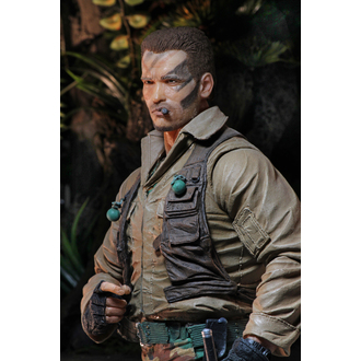Action Figure Predator - 30th Anniversary - Giungla Extrction olandese