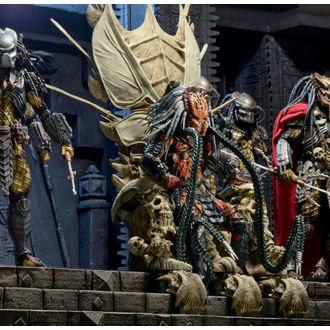 Statua/ figura Predator - Diorama Bone Throne, NNM