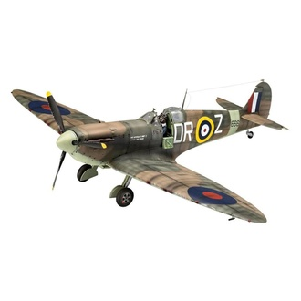 Decorazione (Modellino Aereo) Iron Maiden - Modello Kit 1/32 Spitfire Mk.II, NNM, Iron Maiden