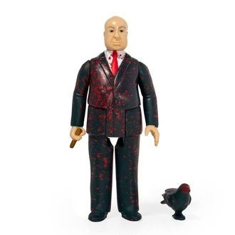 Statuetta Alfred Hitchcock - Hitchcock Blood Splatter, NNM, Alfred Hitchcock