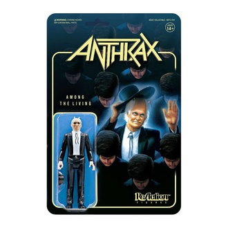 Action Figure Anthrax - Among The Living, NNM, Anthrax