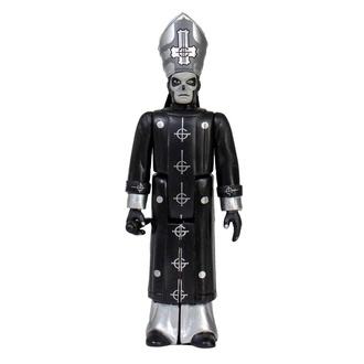 Action Figure Ghost - Papa Emeritus III - Nero Serie, NNM, Ghost