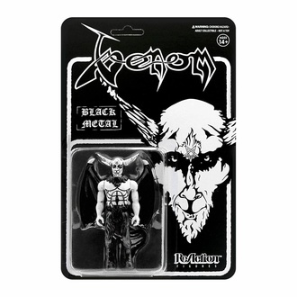Action Figure Venom - Black Metal, NNM, Venom