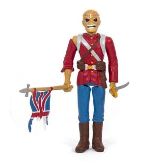 figura Iron Maiden - Il  Trooper  (Soldato Eddie), Iron Maiden