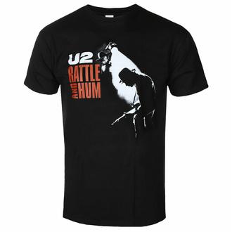 Maglietta da uomo U2 - Rattle & Hum - ROCK OFF, ROCK OFF, U2
