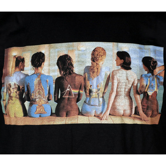 Maglietta da uomo Pink Floyd - Body Paint Album Covers - ROCK OFF, ROCK OFF, Pink Floyd