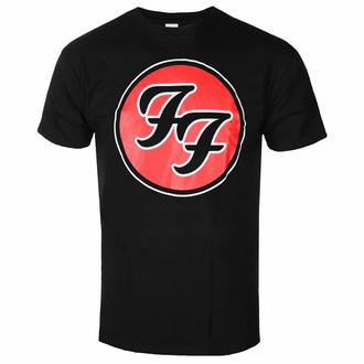 Maglietta da uomo Foo Fighters - FF Logo - ROCK OFF, ROCK OFF, Foo Fighters
