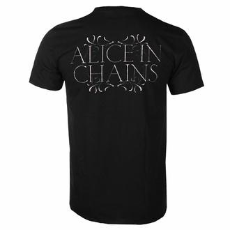 Maglietta da uomo Alice In Chains - Moon Tree - Nero - ROCK OFF, ROCK OFF, Alice In Chains
