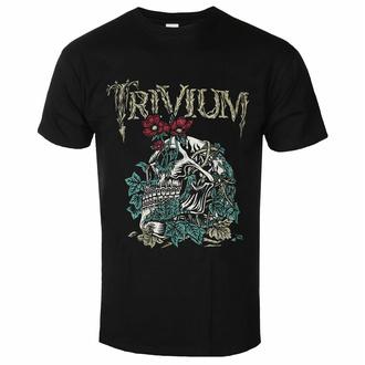 Maglietta da uomo Trivium - Skelly Flower - ROCK OFF, ROCK OFF, Trivium