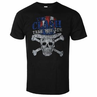 Maglietta da uomo Clash - Take The 5th - NERO - ROCK OFF, ROCK OFF, Clash