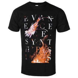 Maglietta da uomo Evanescence - Synthesis - Nero - ROCK OFF, ROCK OFF, Evanescence