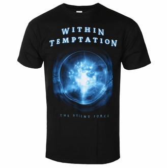 Maglietta da uomo Within Temptation - Silent Force Tracks - ROCK OFF, ROCK OFF, Within Temptation