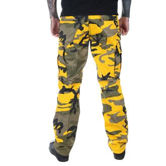 pantaloni US BDU - YELLOW-CAM, MMB