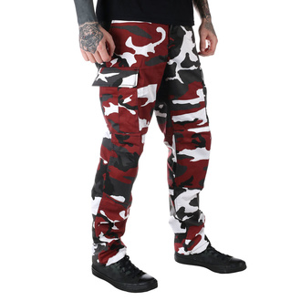 pantaloni uomo US BDU - RED-CAMO - 200500_RED-CAMO