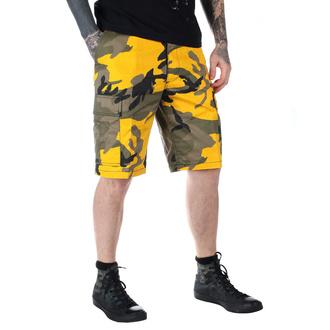 pantaloncini uomo US BDU - YELLOW-CAM, MMB