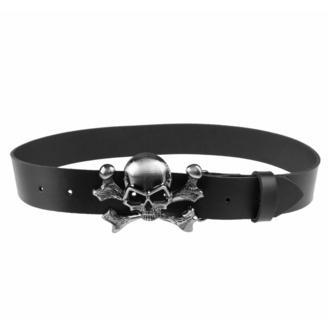 Cintura Cranio, BLACK & METAL
