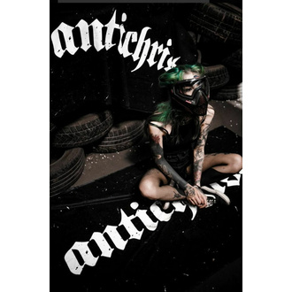 Asciugamano (telo da bagno) HOLY BLVK - ANTICHRIST XXL, HOLY BLVK