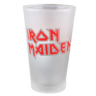 Bicchiere Iron Maiden, NNM, Iron Maiden