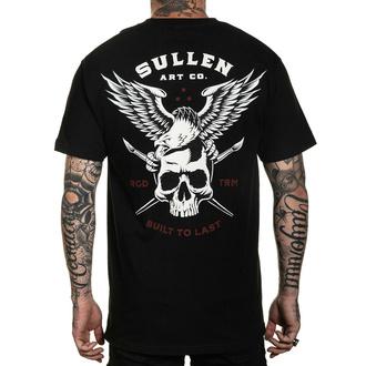 Maglietta da uomo SULLEN - LINCOLN EAGLE - NERO, SULLEN