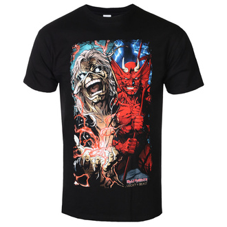 t-shirt metal uomo Iron Maiden - Duality - ROCK OFF, ROCK OFF, Iron Maiden