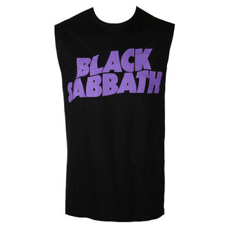 canotta BLACK SABBATH - PURPLE LGO - BRAVADO, BRAVADO, Black Sabbath