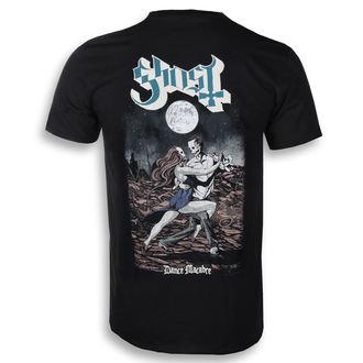 Camicia Ghost - Dance Macabre Cover & Logo - ROCK OFF, ROCK OFF, Ghost