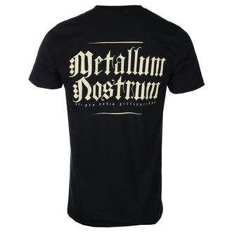 t-shirt metal uomo Powerwolf - Metallum Nostrum - NAPALM RECORDS, NAPALM RECORDS, Powerwolf