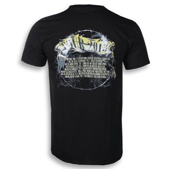 maglietta Guns N' Roses - Trashy Skull - ROCK OFF, ROCK OFF, Guns N' Roses