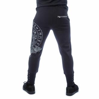 Pantaloni da uomo (sportivi) VIXXSIN - ZAPPA - NERO, VIXXSIN