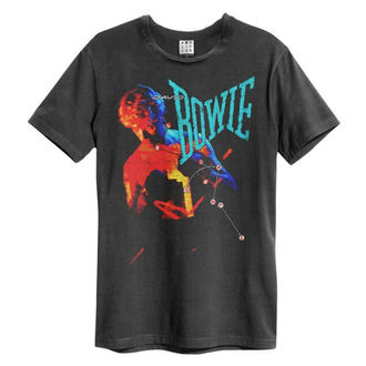 t-shirt metal uomo David Bowie - Lets Dance Anniversary - AMPLIFIED, AMPLIFIED, David Bowie