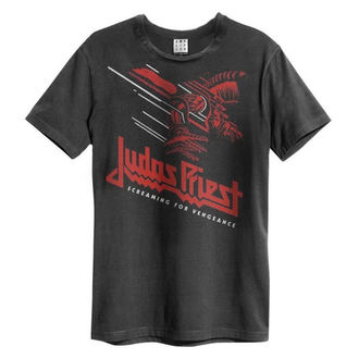t-shirt metal uomo Judas Priest - Screaming for Vengence - AMPLIFIED, AMPLIFIED, Judas Priest