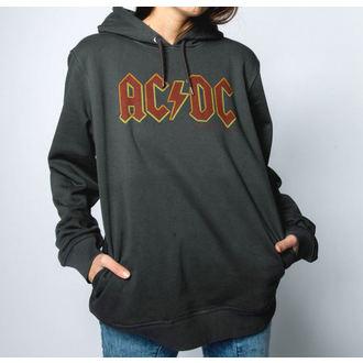 felpa con capuccio uomo AC-DC - AMPLIFIED - AMPLIFIED, AMPLIFIED, AC-DC