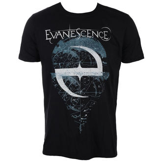 t-shirt metal uomo Evanescence - SPACE MAP - PLASTIC HEAD, PLASTIC HEAD, Evanescence