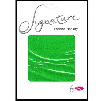 collant LEGWEAR - signature 70 denier coloured soft opaque tight - neon verde, LEGWEAR