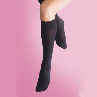 calzini alti al ginocchio LEGWEAR - 70 denier opaque knee high 1pp - nero, LEGWEAR