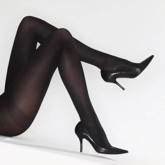 collant LEGWEAR - 70 denier opaque - nero, LEGWEAR