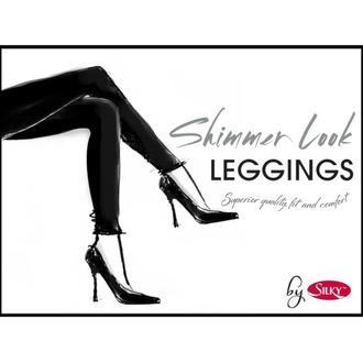 leggings LEGWEAR - Shimmer look - Nero, LEGWEAR